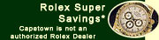 Rolex Super Savings